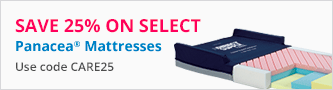 25% off Select Panacea Mattresses