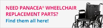Panacea Wheelchair Parts Finder