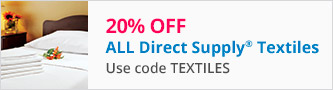 20% off All Direct Supply Textiles