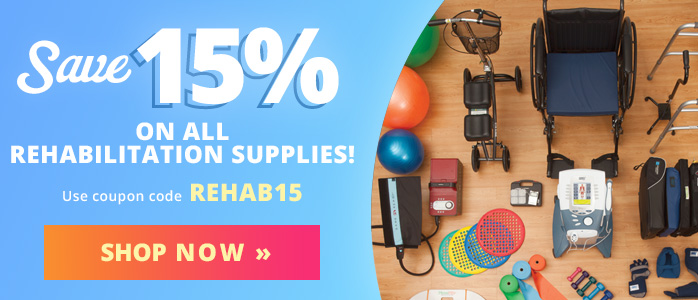 Save 15% on Rehabilitation