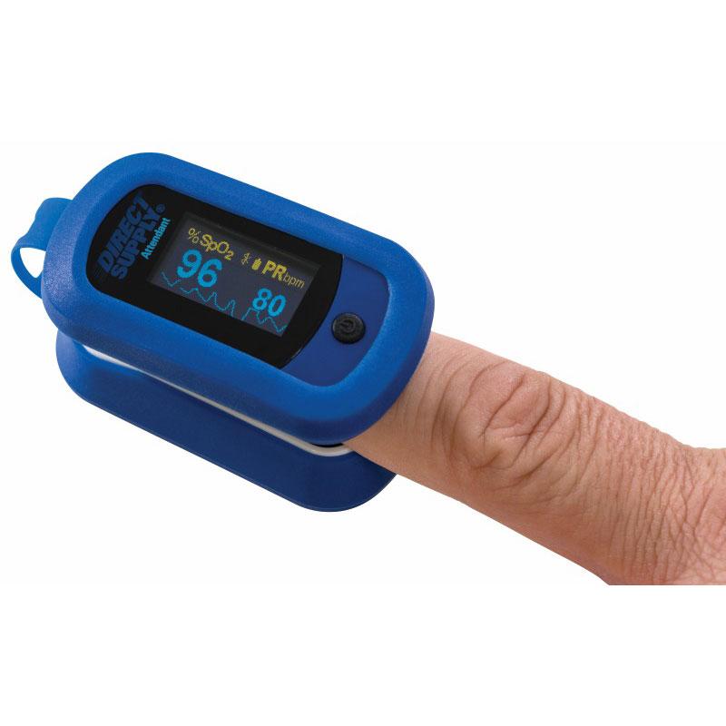 Attendant Bluetooth Pulse Oximeter