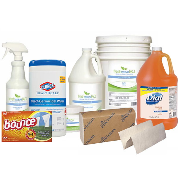 Free Shipping on Cleaning Essentials