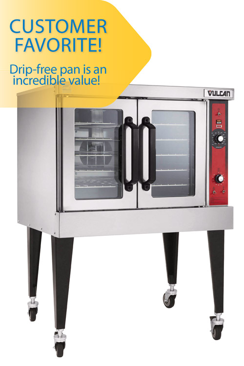 Vulcan VC4 Convection Oven