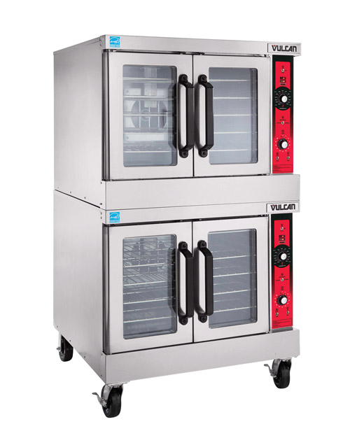 Vulcan Double-Deck Convection Oven