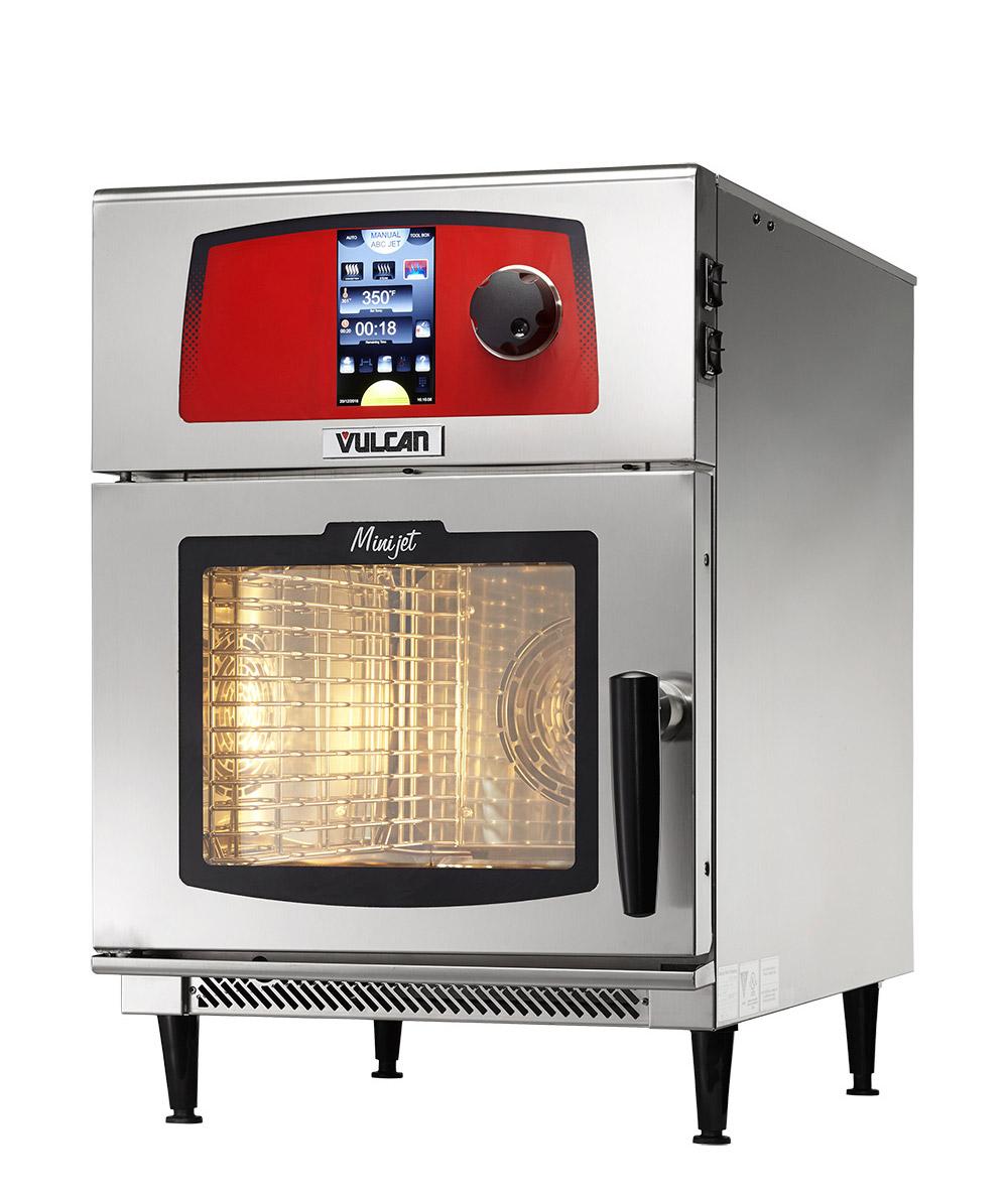 Vulcan Minijet Combi Oven