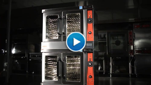 Vulcan VC Series Gas Convection Ovens