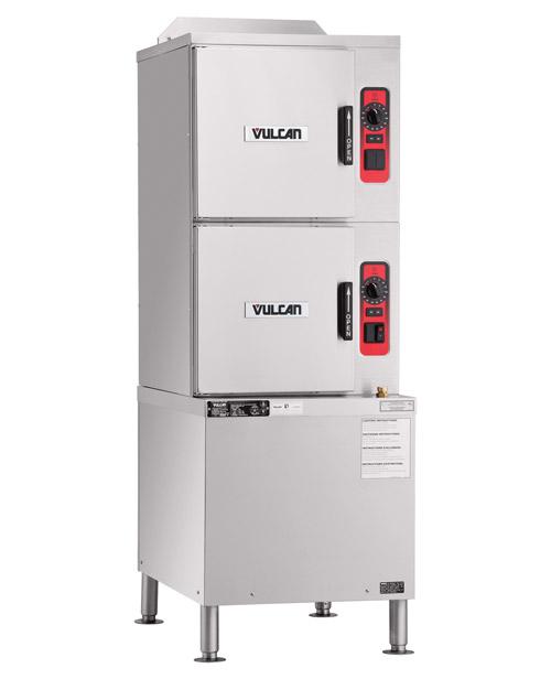 Vulcan Powersteam Deluxe Gas Convection Steamer