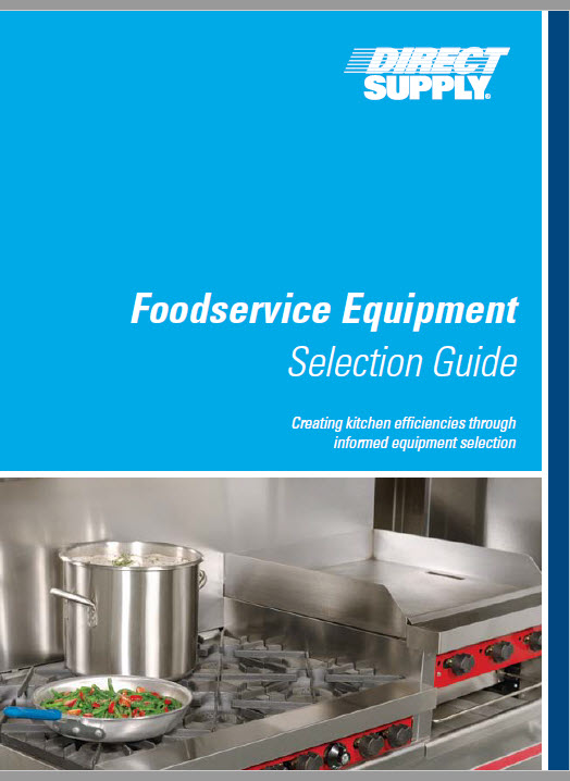 Foodservice Equipment Selection Guide