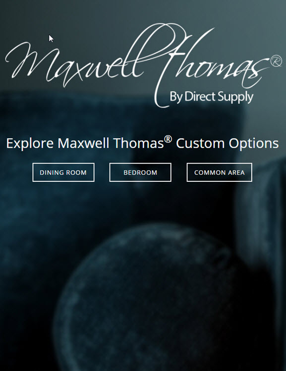 Maxwell Thomas Customization Options