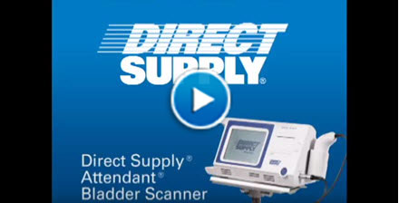 Attendant Bladder Scanner - Getting Started
