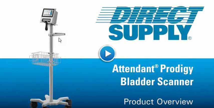 Attendant Prodigy Bladder Scanner