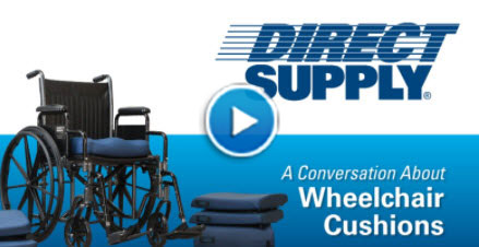 A Conversation About Wheelchair Cushions