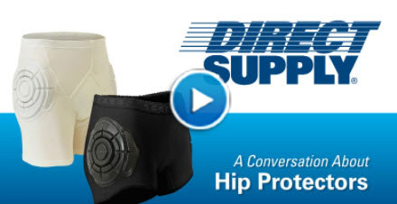 A Conversation About Hip Protectors