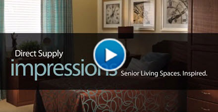 Inspired Senior Living Bedrooms