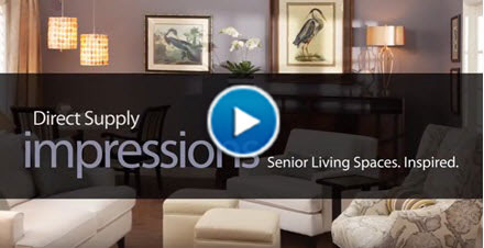 Inspired Senior Living Common Areas