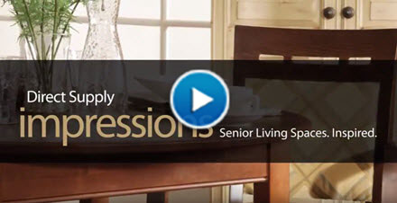 Inspired Senior Living Dining Rooms