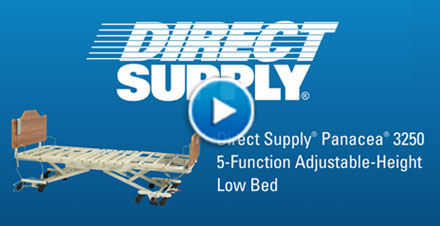 Panacea 3250 Adjustable-Height Beds