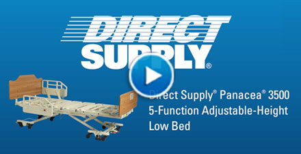 Panacea 3500 Adjustable-Height Beds