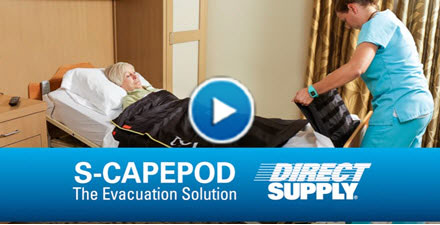 S-CAPEPOD Evacuation Solution