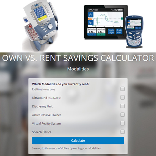 Modalities: Own vs. Rent Savings Calculator